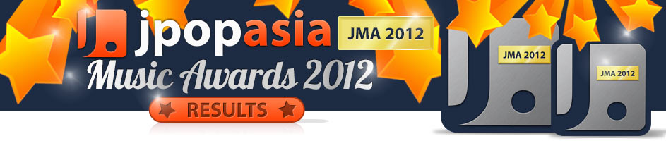 JpopAsia Music Awards 2012
